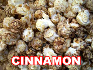 Cinnamon kettle corn